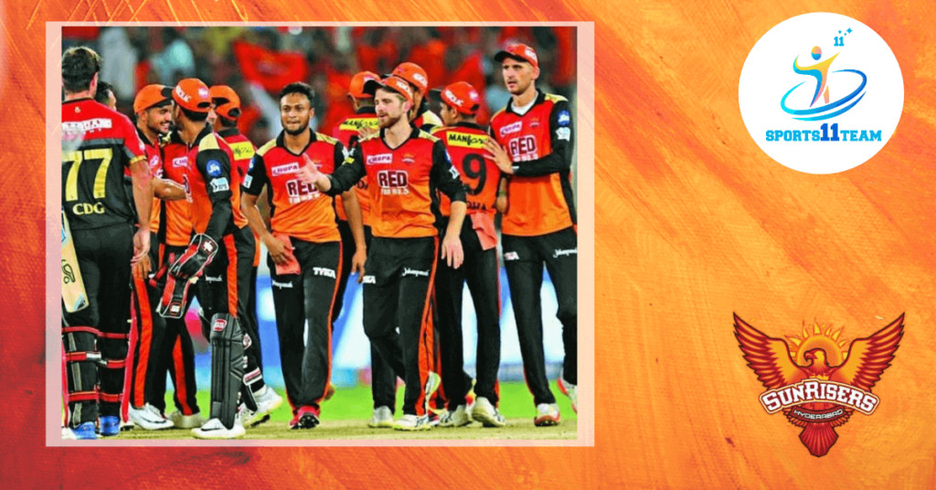 Sun Risers Hyderabad-Best Bowling Team